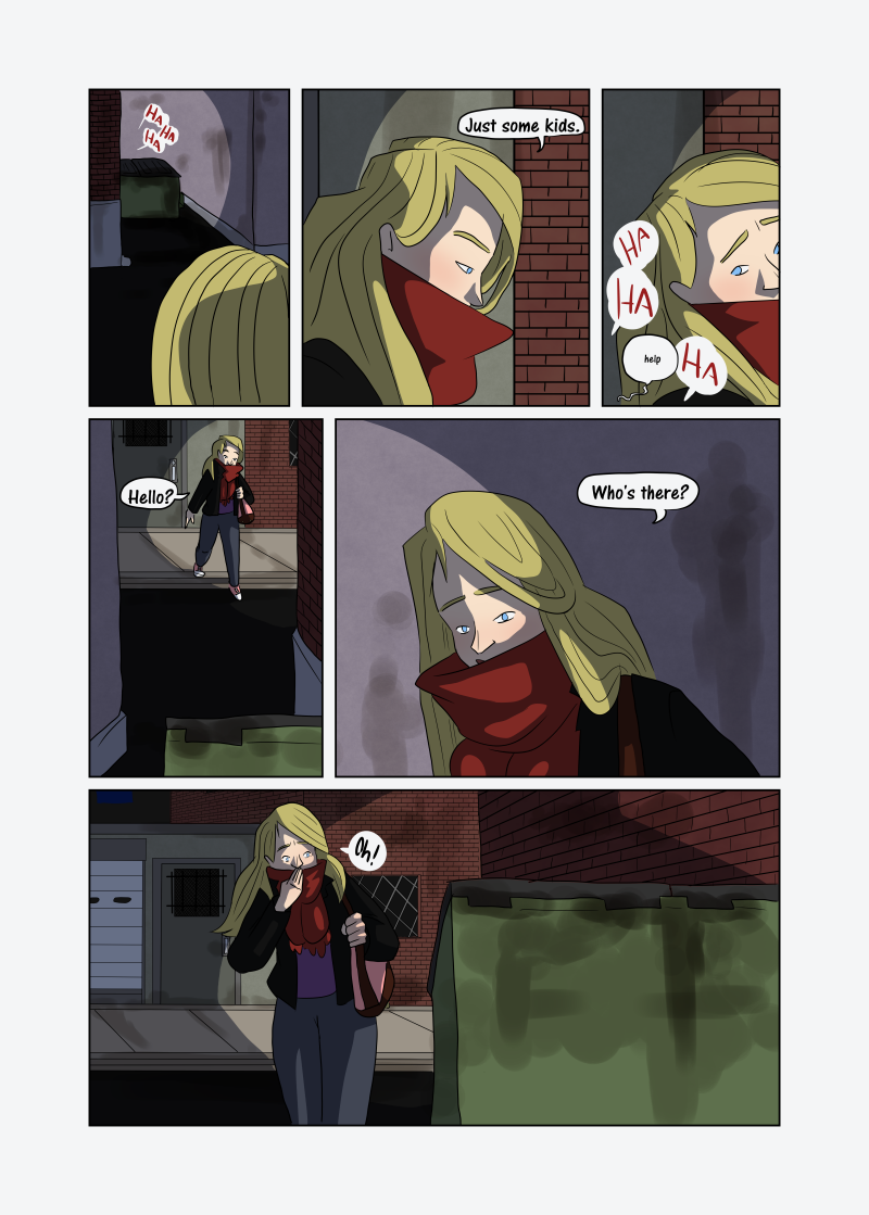 Unfledged Collected Prologue Pg 2