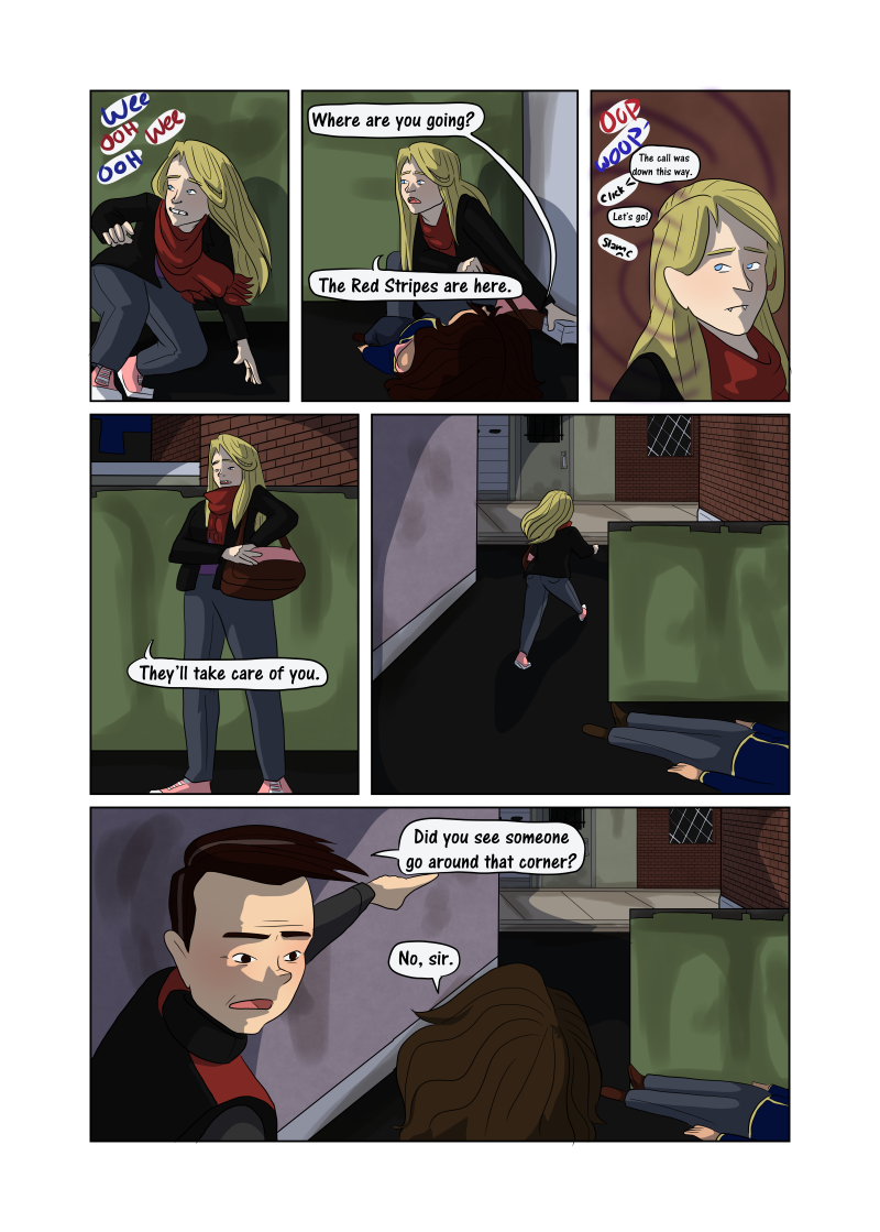 Unfledged Collected Prologue Pg 8