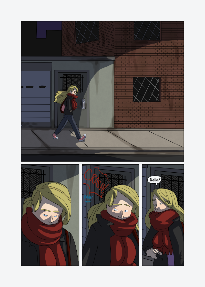 Unfledged Collected Prologue Pg 1